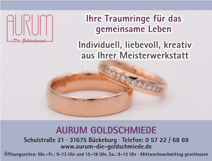 Aurum - Die Goldschmiede