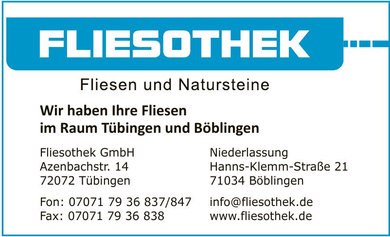 Fliesothek GmbH