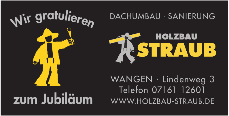 Holzbau Straub