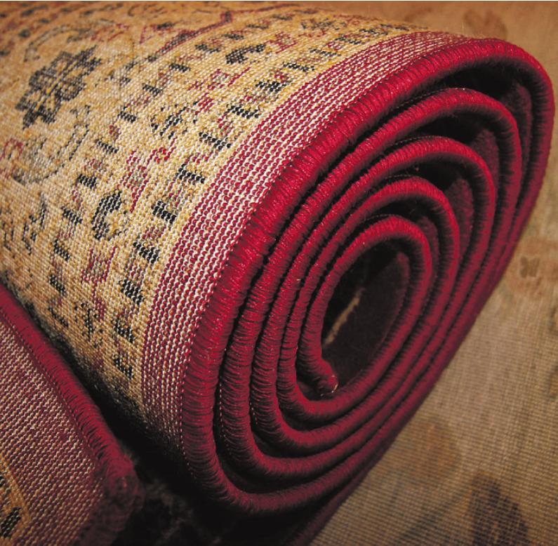 Ein wertvoller Teppich will gepflegt sein Foto: Pixabay