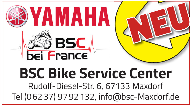 BSC Bike Service Center