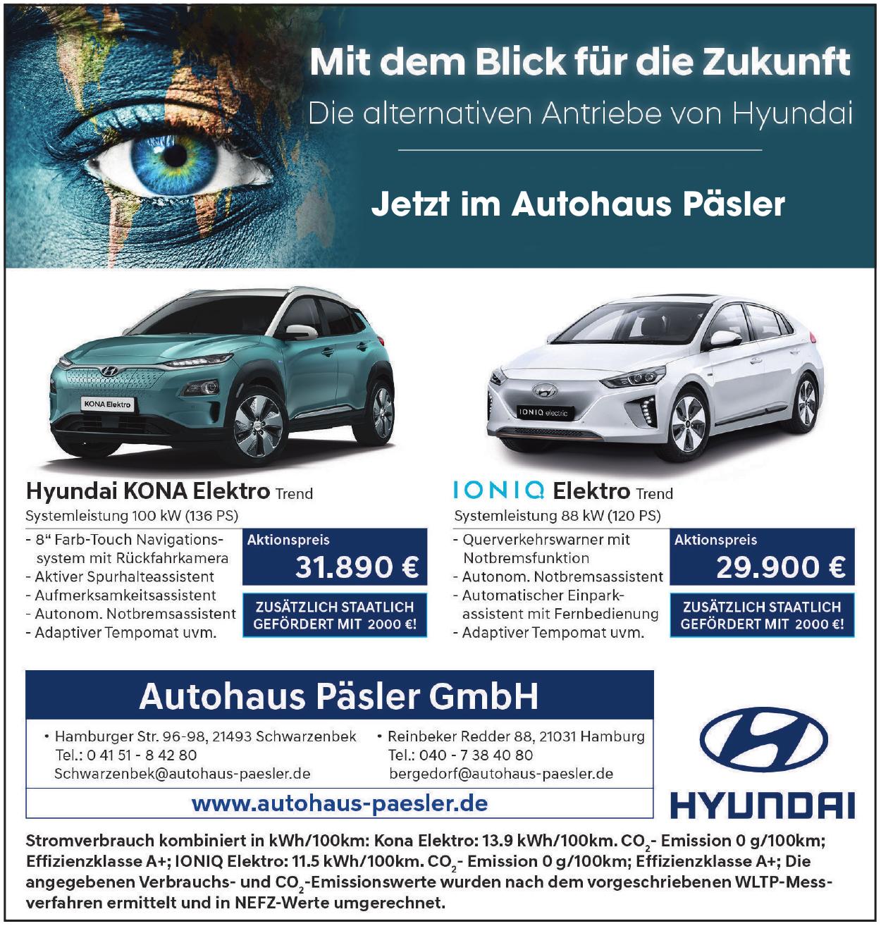 Autohaus Päsler GmbH