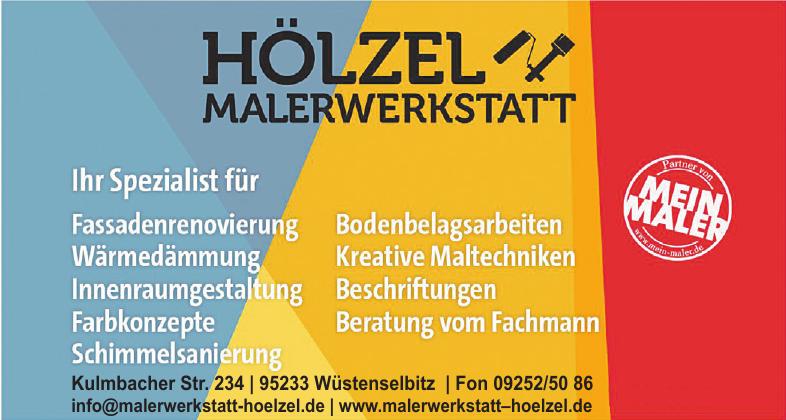 Hölzel Malerwerkstatt