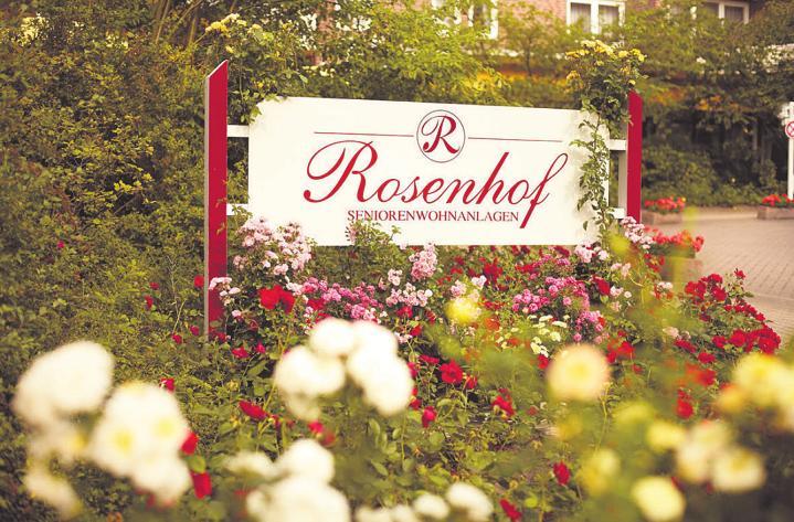 Alle drei Stormarner Rosenhof Seniorenwohnanlagen laden am 19. Januar zu einem Tag der offenen Tür ein.Foto: Rosenhof