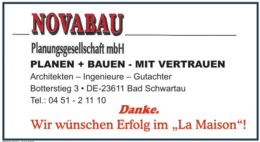 Novabau Planungsgesellschaft mbH