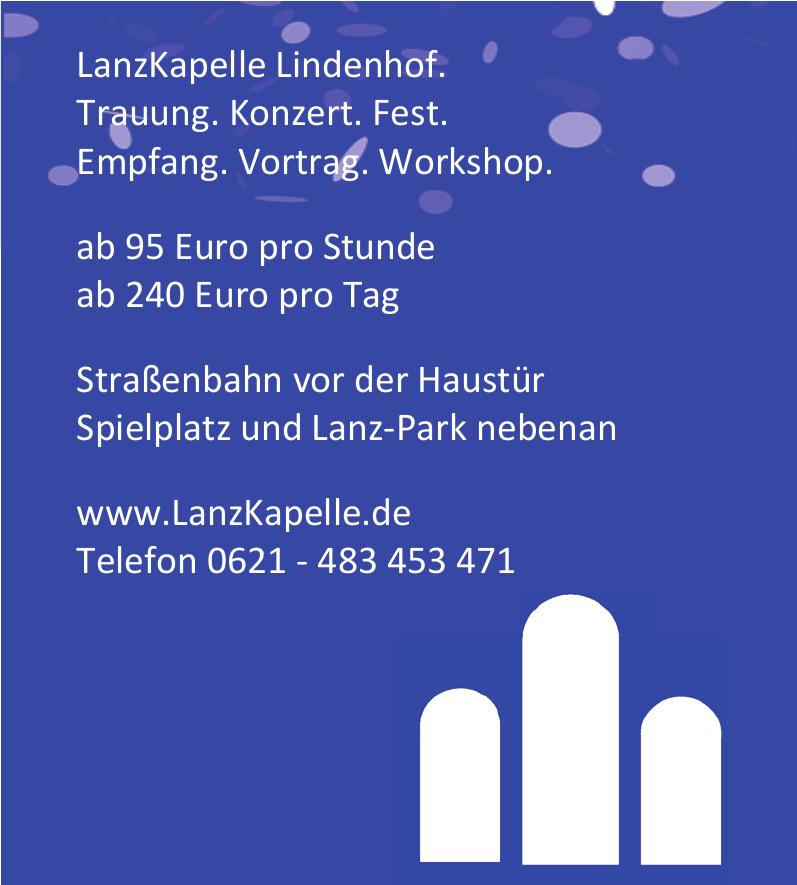 LanzKapelle Lindenhof