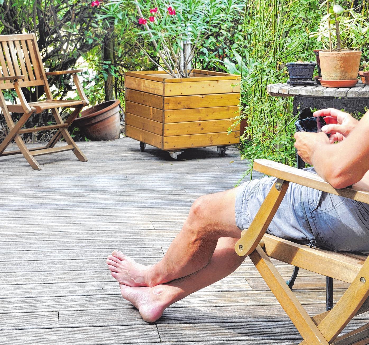 Auch der Außenbereich erstrahlt wetter- und UV-beständig im neuen Glanz. Foto: epr/ Remmers/©coco - stock.adobe.com