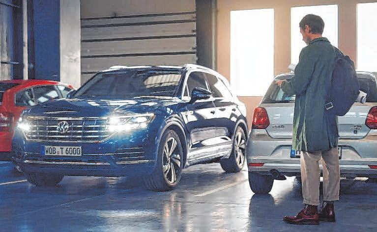 """""""Die IQ. Drive-Sondermodelle haben jede Menge Köpfchen unter der Haube"""", sagt Franz Ehe."""