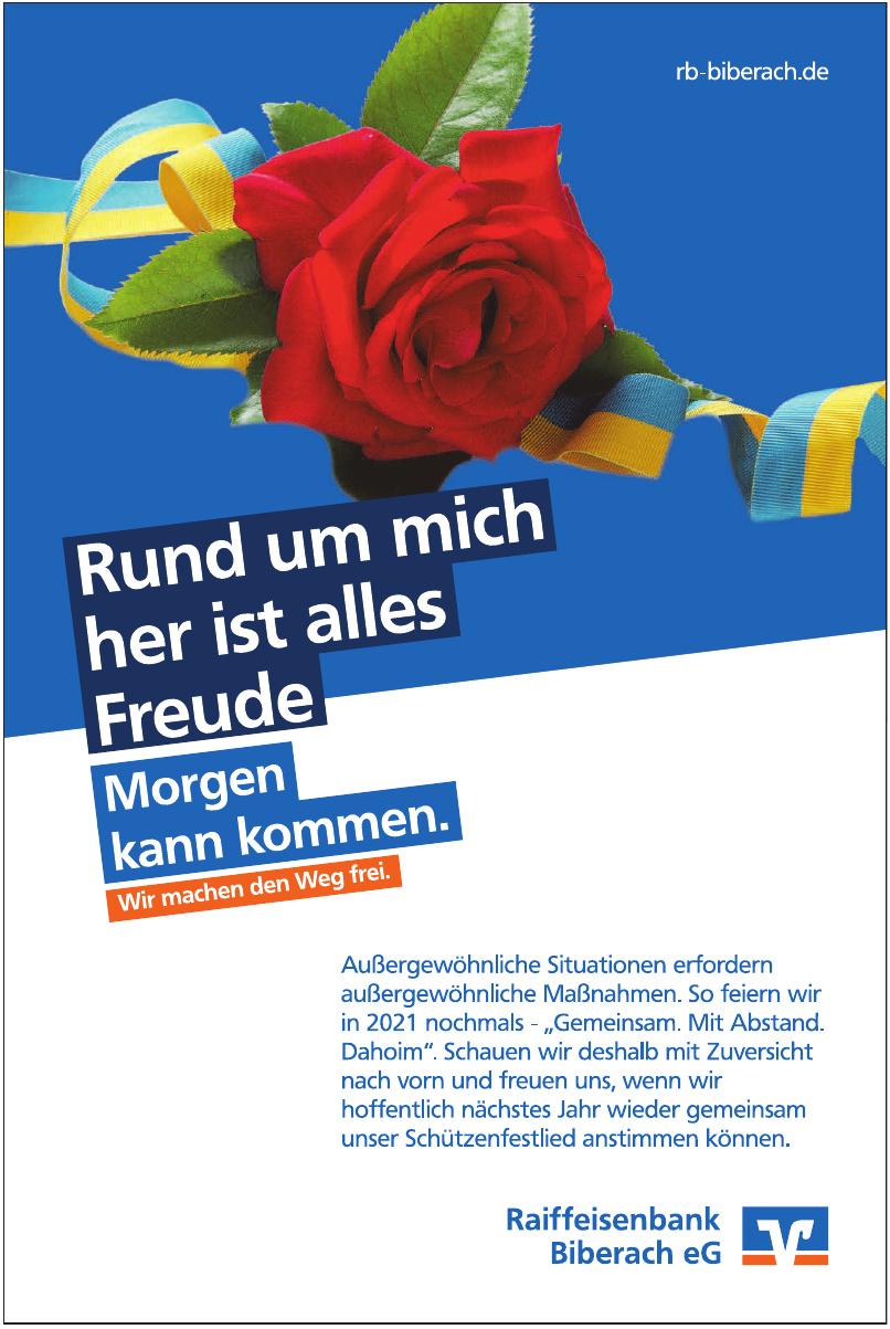 Raiffeisenbank Biberach eG