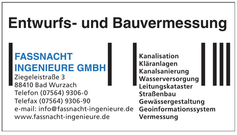 Fassnacht Ingenieure GmbH