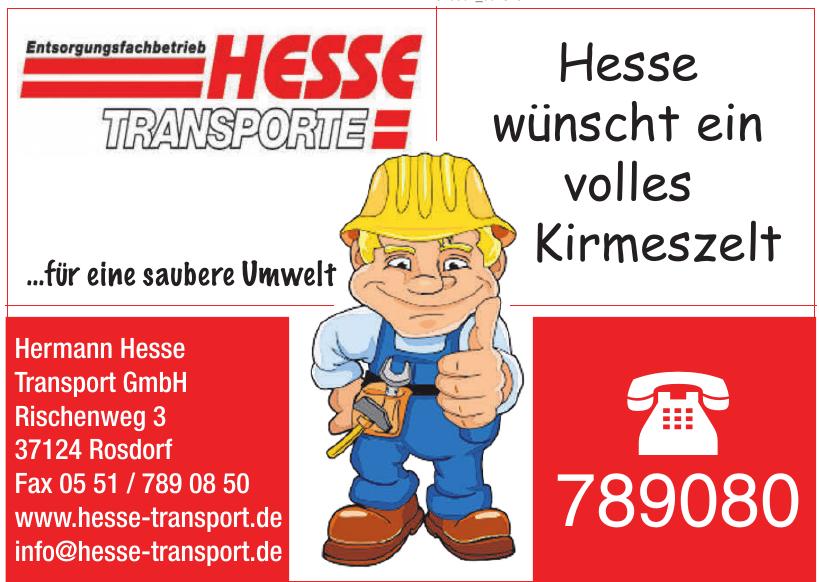 Hermann Hesse Transport GmbH