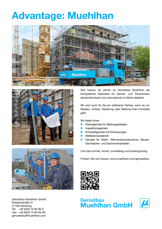 Gerüstbau Muehlhan GmbH