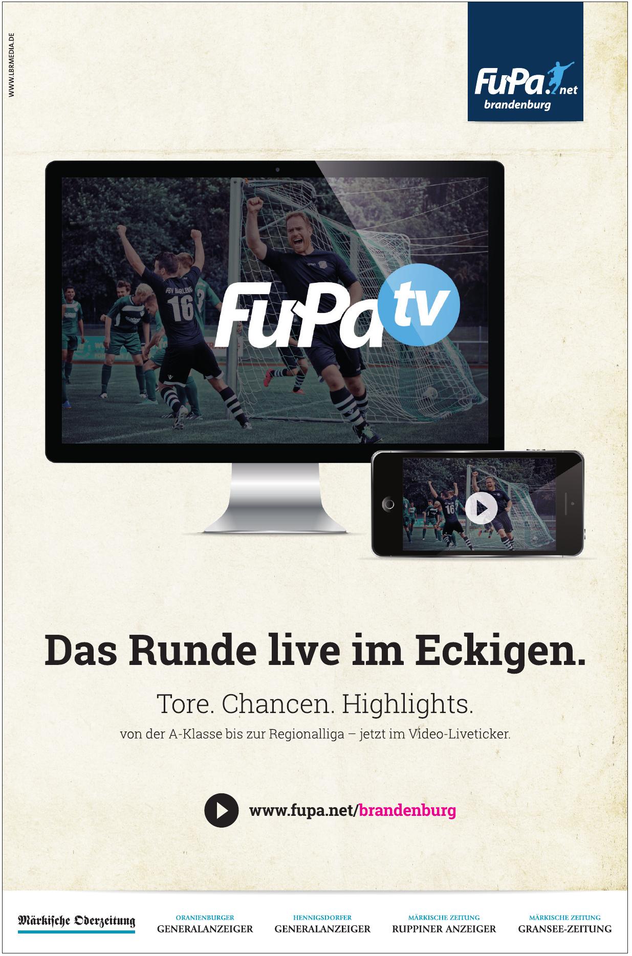 FuPa Brandenburg