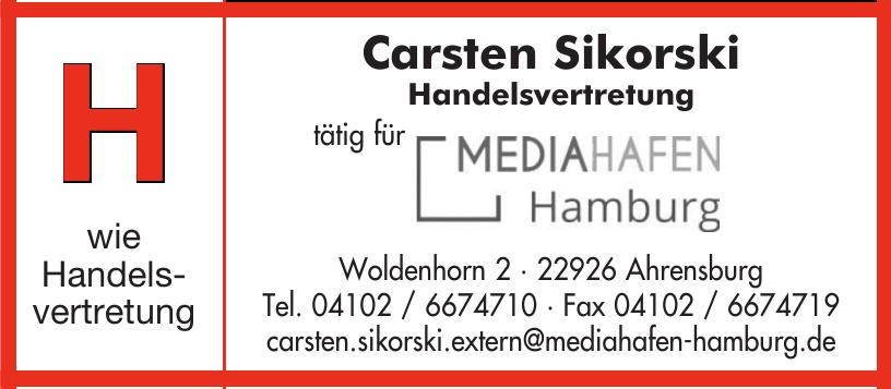 Carsten Sikorski