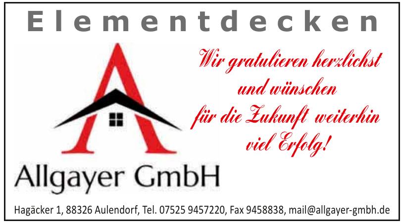 Allgayer GmbH