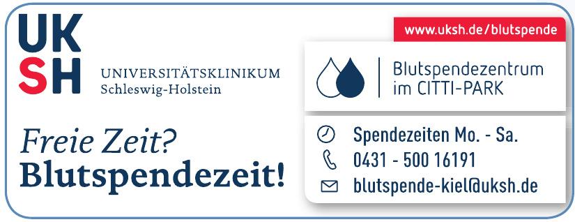 Universitätsklinikum Schleswig-Holstein