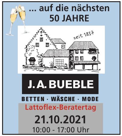 J. A. Bueble