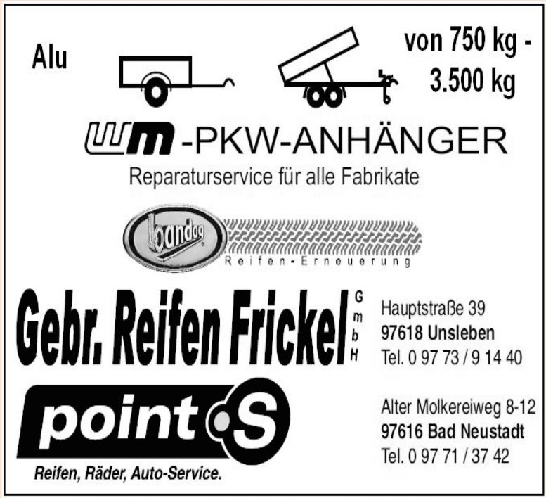 Gebr. Reifen Frickel GmbH