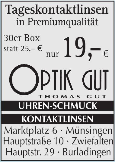 Optik Gut