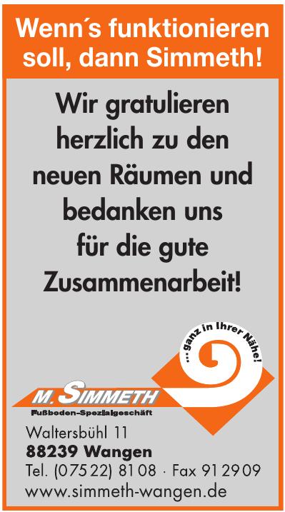 M. Simmeth GmbH
