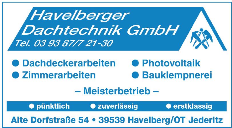 Havelberger Dachtechnik GmbH