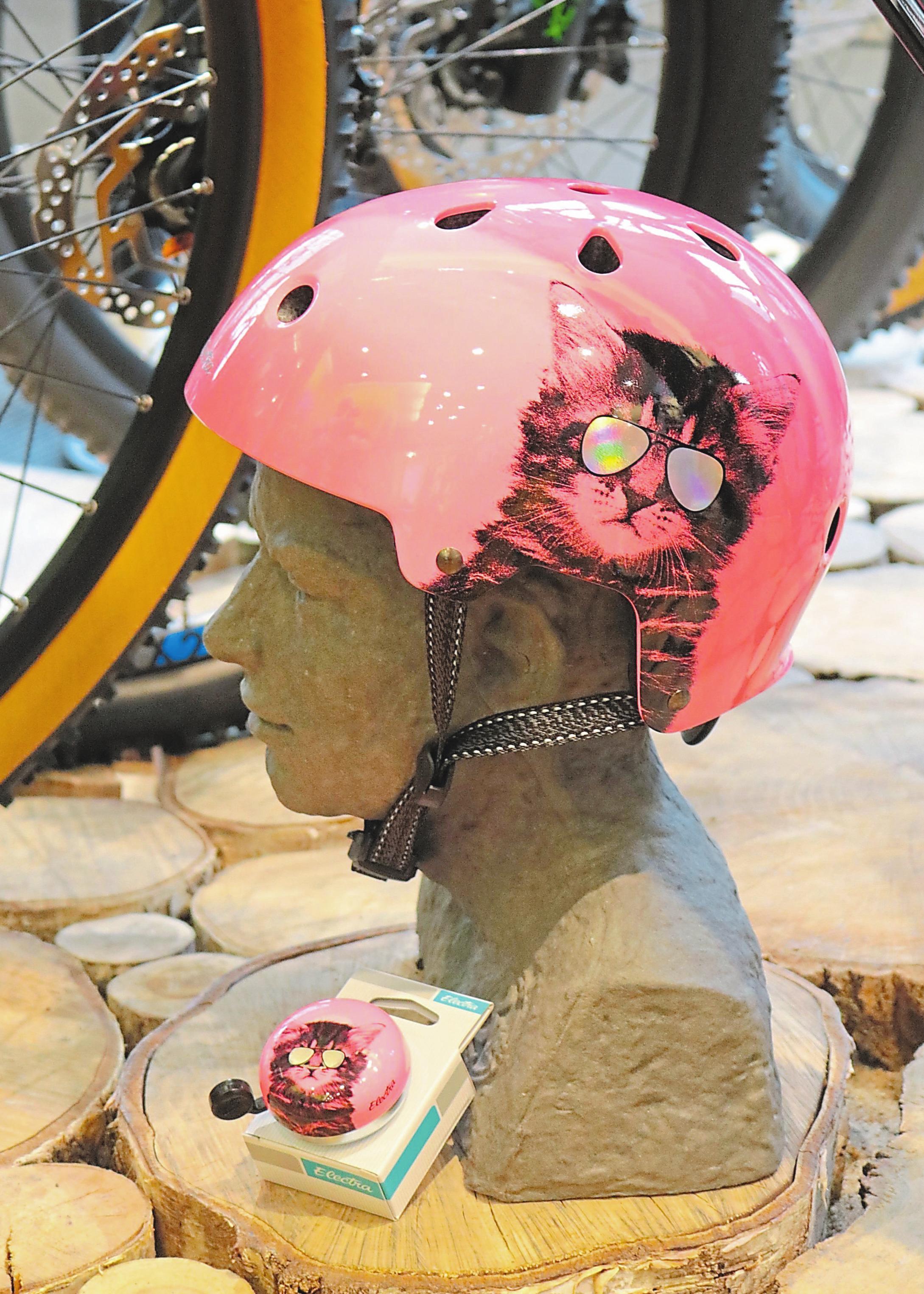 Der Helm als Accessoire Image 1