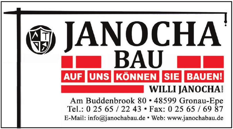 Janocha Bau
