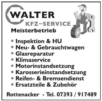 Walter Kfz-Service