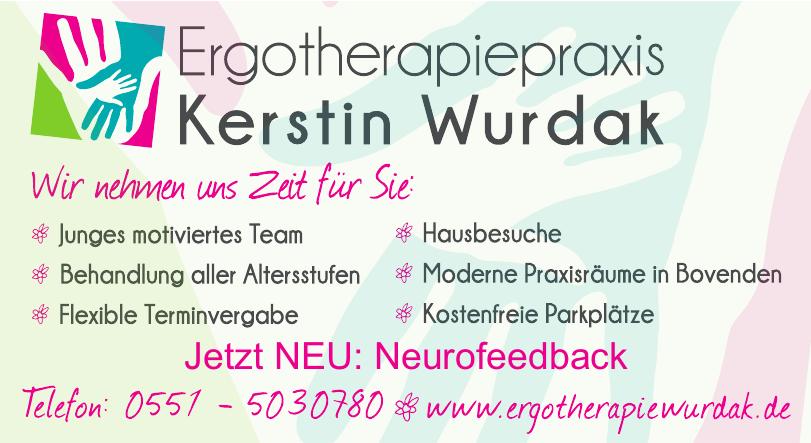 Ergotherapiepraxis Kerstin Wurdak