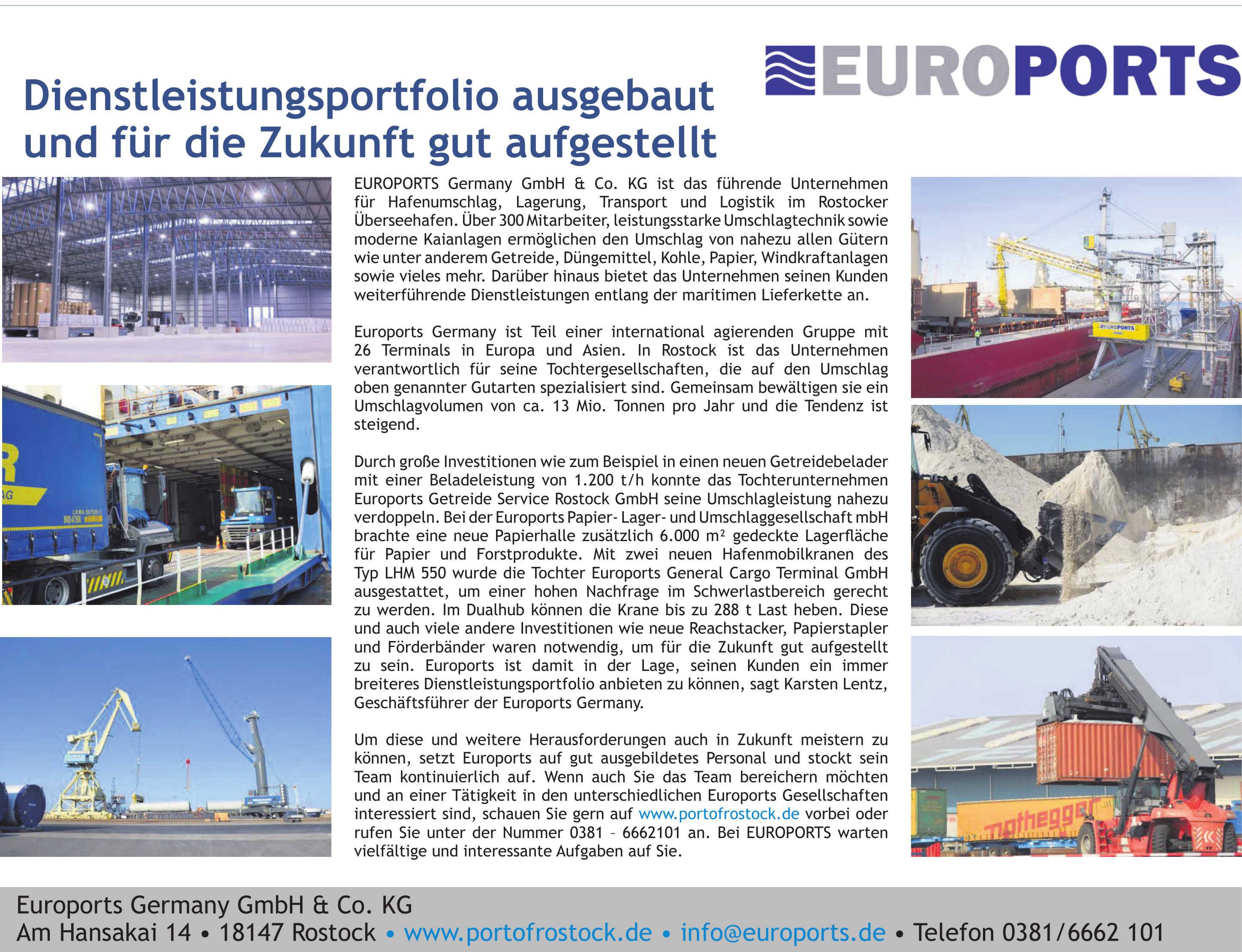 Euroports Germany GmbH & Co. KG