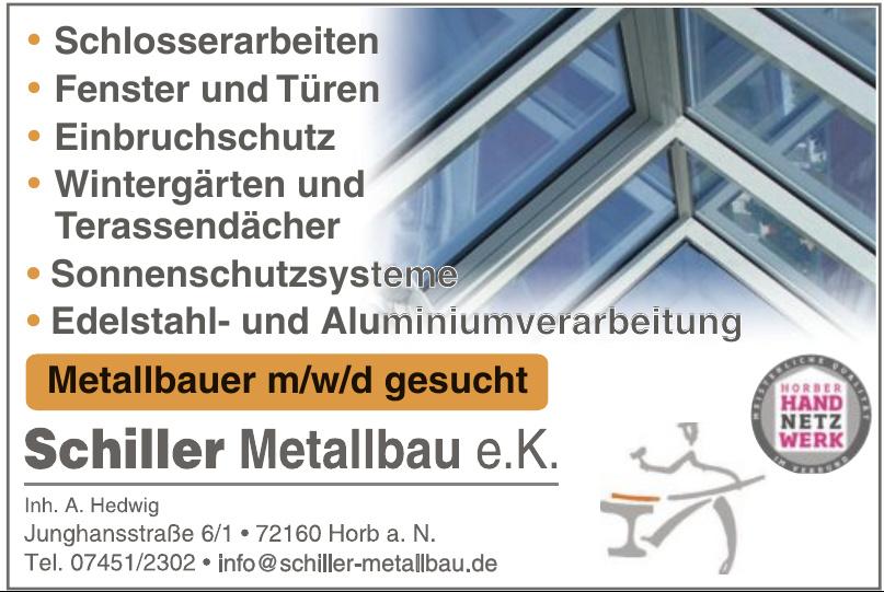 Schiller Metallbau e.K.