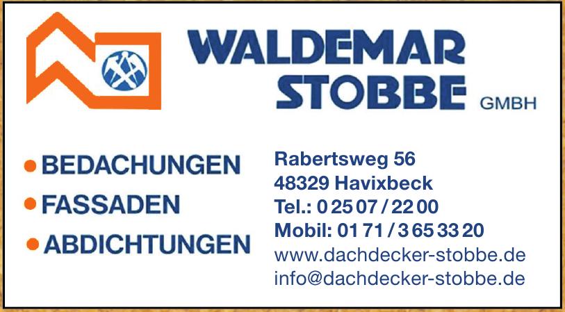 Waldemar Stobbe GmbH