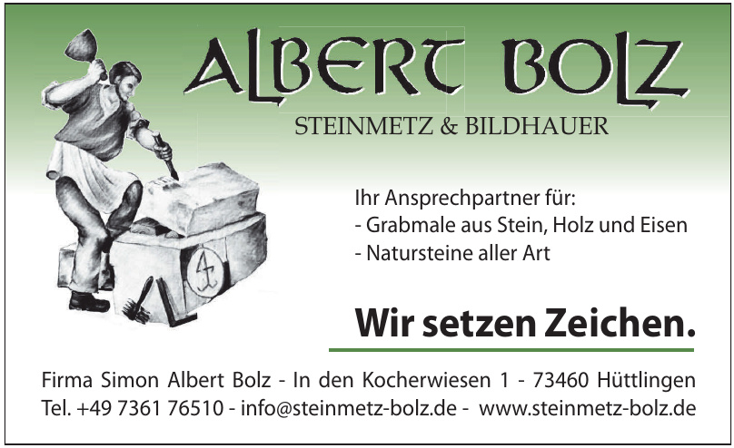 Firma Simon Albert Bolz