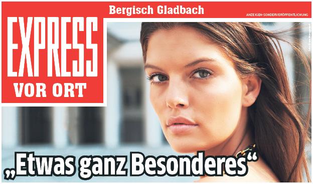 Express vor Ort: Bergisch Gladbach