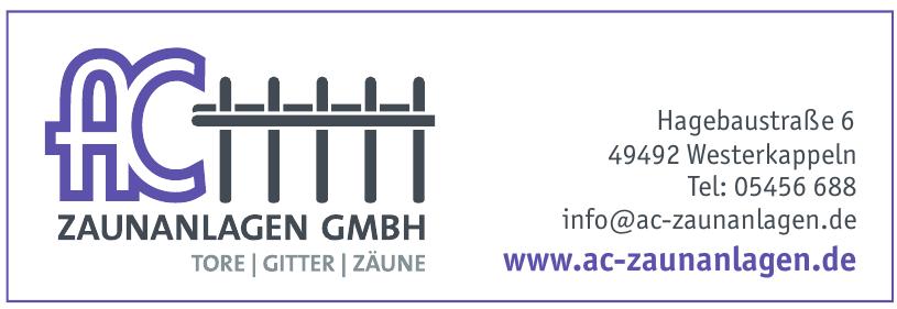 AC Zaunanlagen GmbH