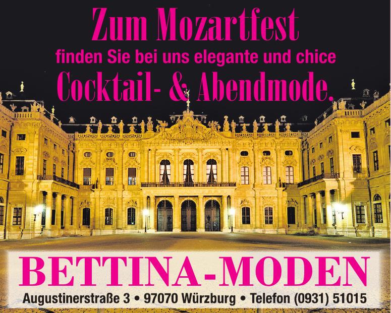 Bettina-Moden