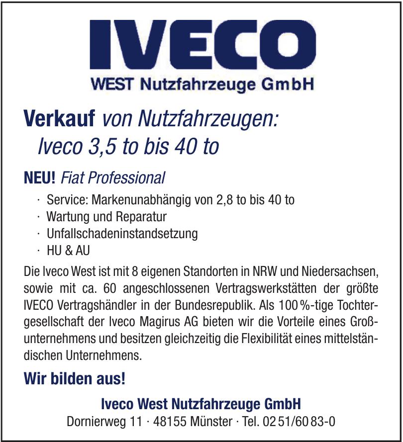 lveco West Nutzfahrzeuge GmbH