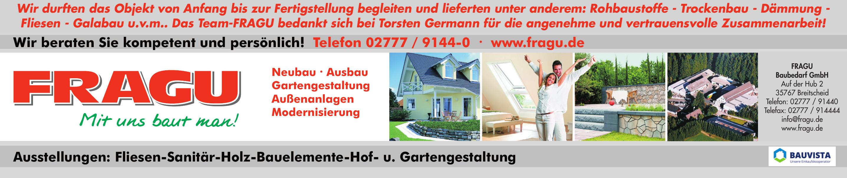FRAGU Baubedarf GmbH