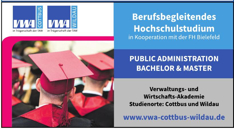 Verwaltungs- und Wirtschafts-Akademie