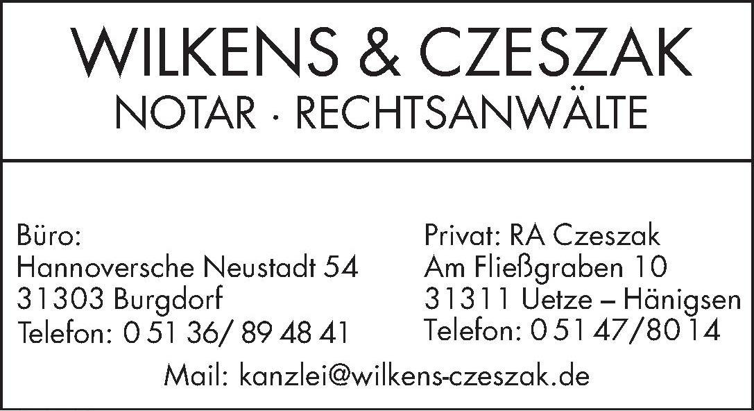 Wilkens & Czeszak