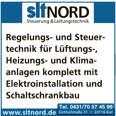 sltnord Steuerung & Leitungstechnik