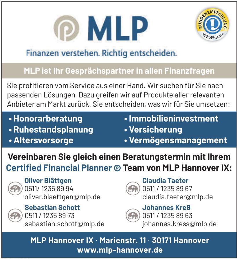 MLP Hannover