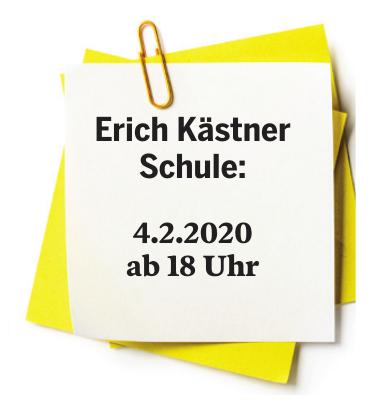 Erich Kästner Schule in Farmsen lädt ein Image 1