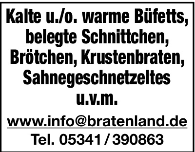 Bratenland