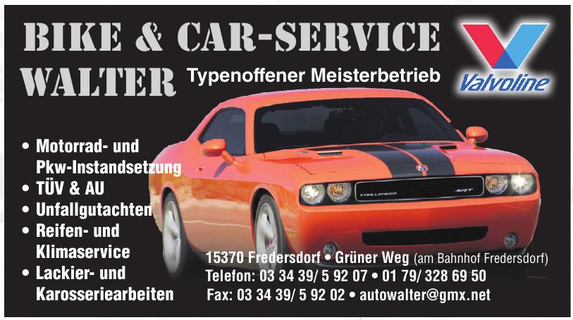 Bike & Car.Service Walter