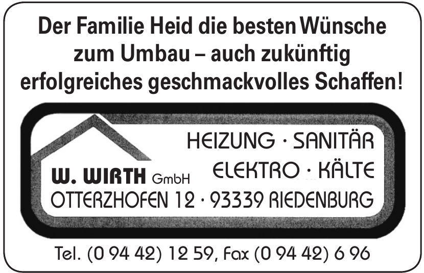 W. Wirth GmbH
