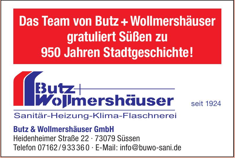 Butz & Wollmershäuser GmbH