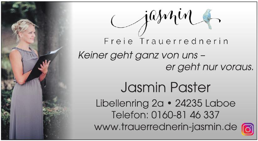Jasmin Paster
