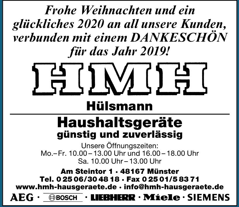 HMH Haushaltsgeräte Hülsmann