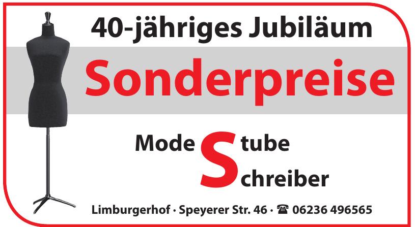 Mode Stube Schreiber
